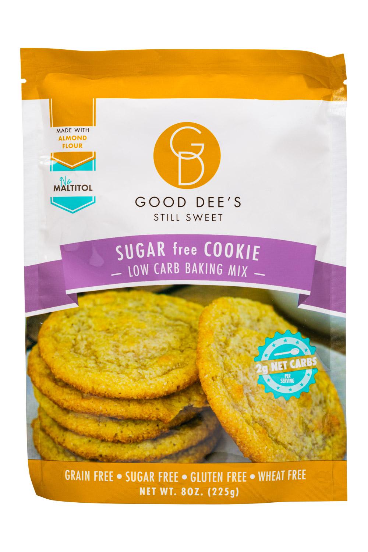 Sugar Free Cookie
