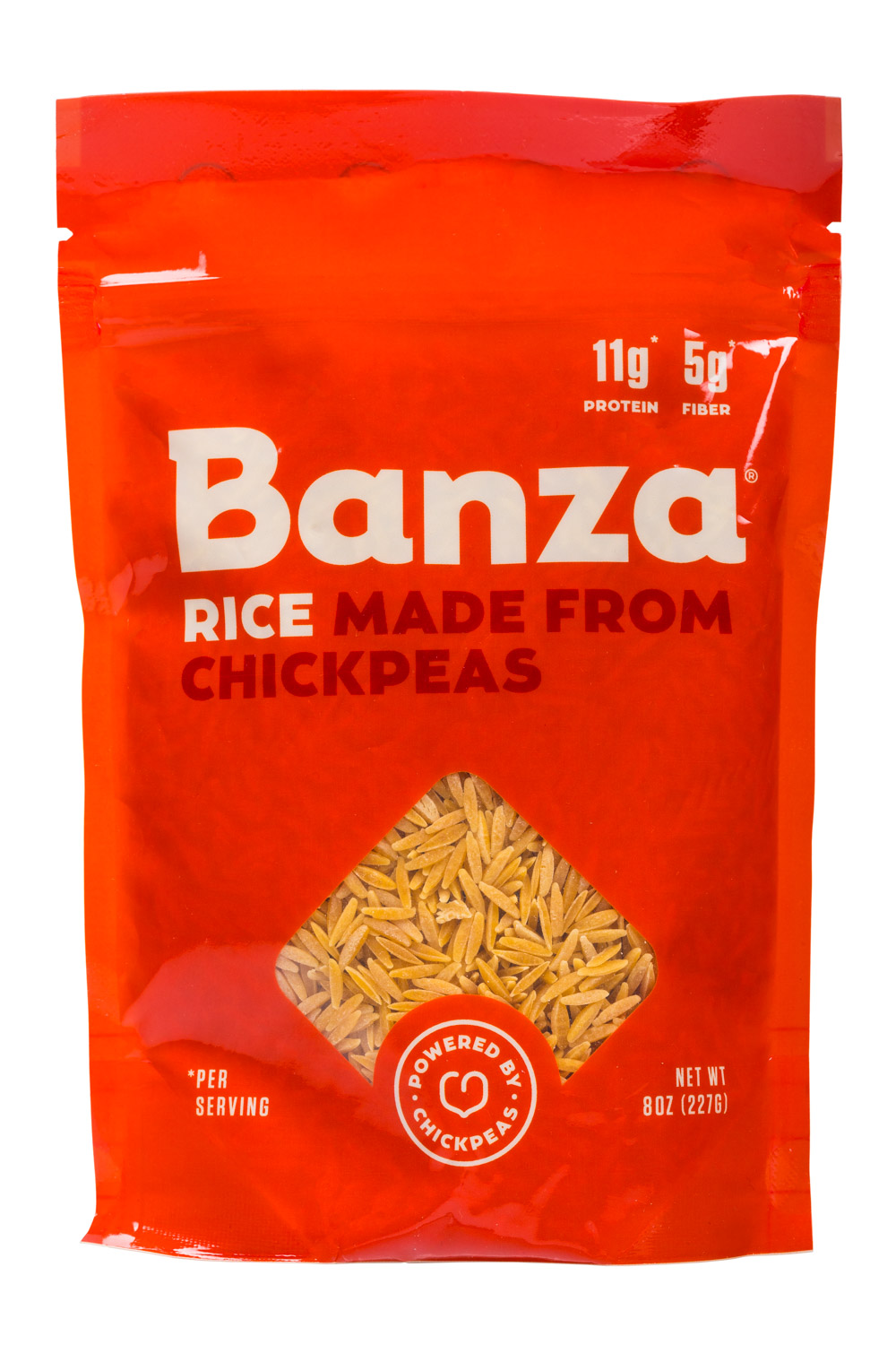 Rice Made From Chickpeas