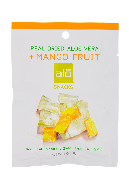 Real Dried Aloe Vera + Mango Fruit