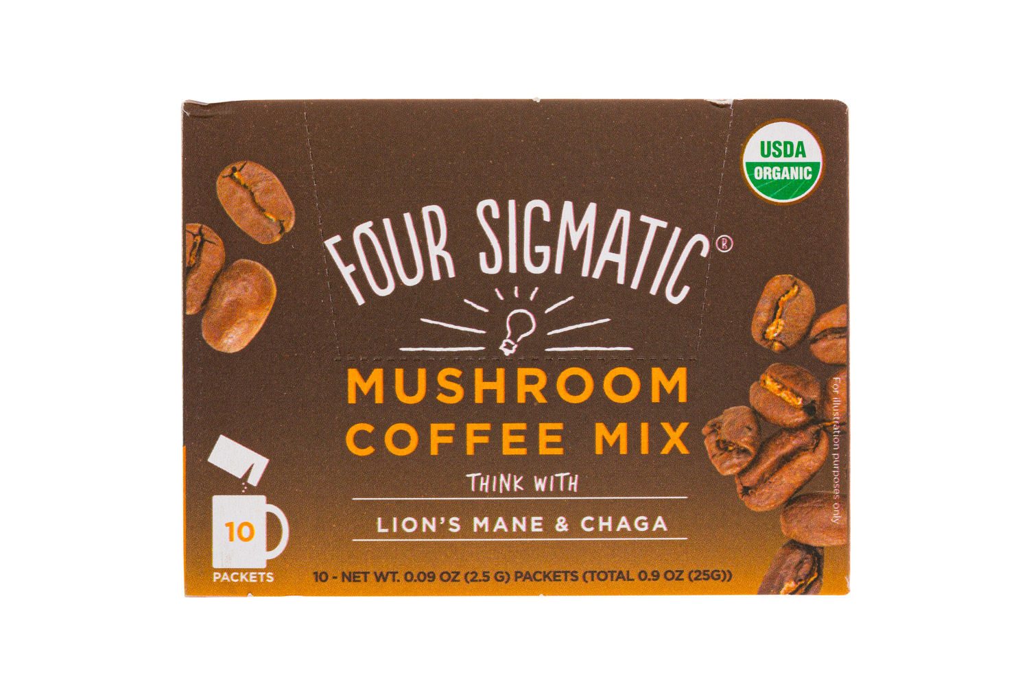 Mushroom Coffee Mix - Lion's Mane & Chaga