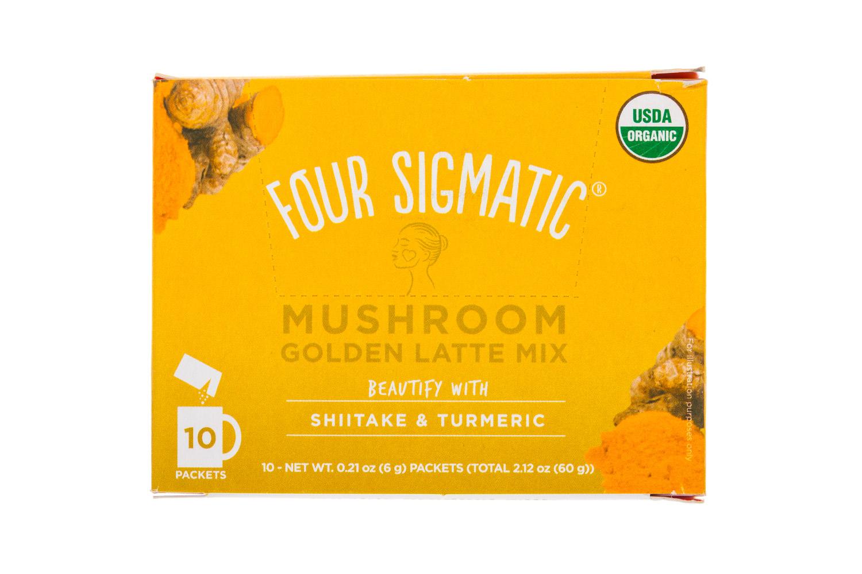 Mushroom Golden Latte Mix