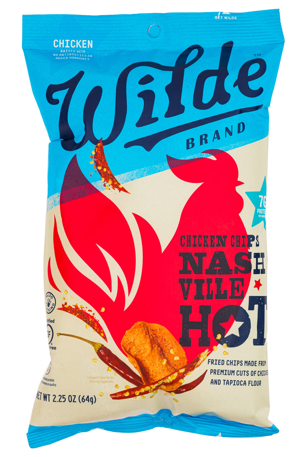 Nash Ville Hot Chicken Chips