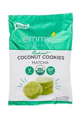 Matcha Coconut Cookies