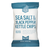 Kettle Chips - Sea Salt & Black Pepper