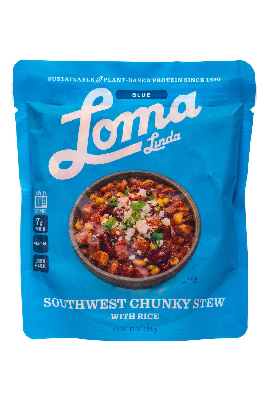 Southwest Chunky Stew