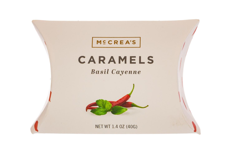 Basil Cayenne