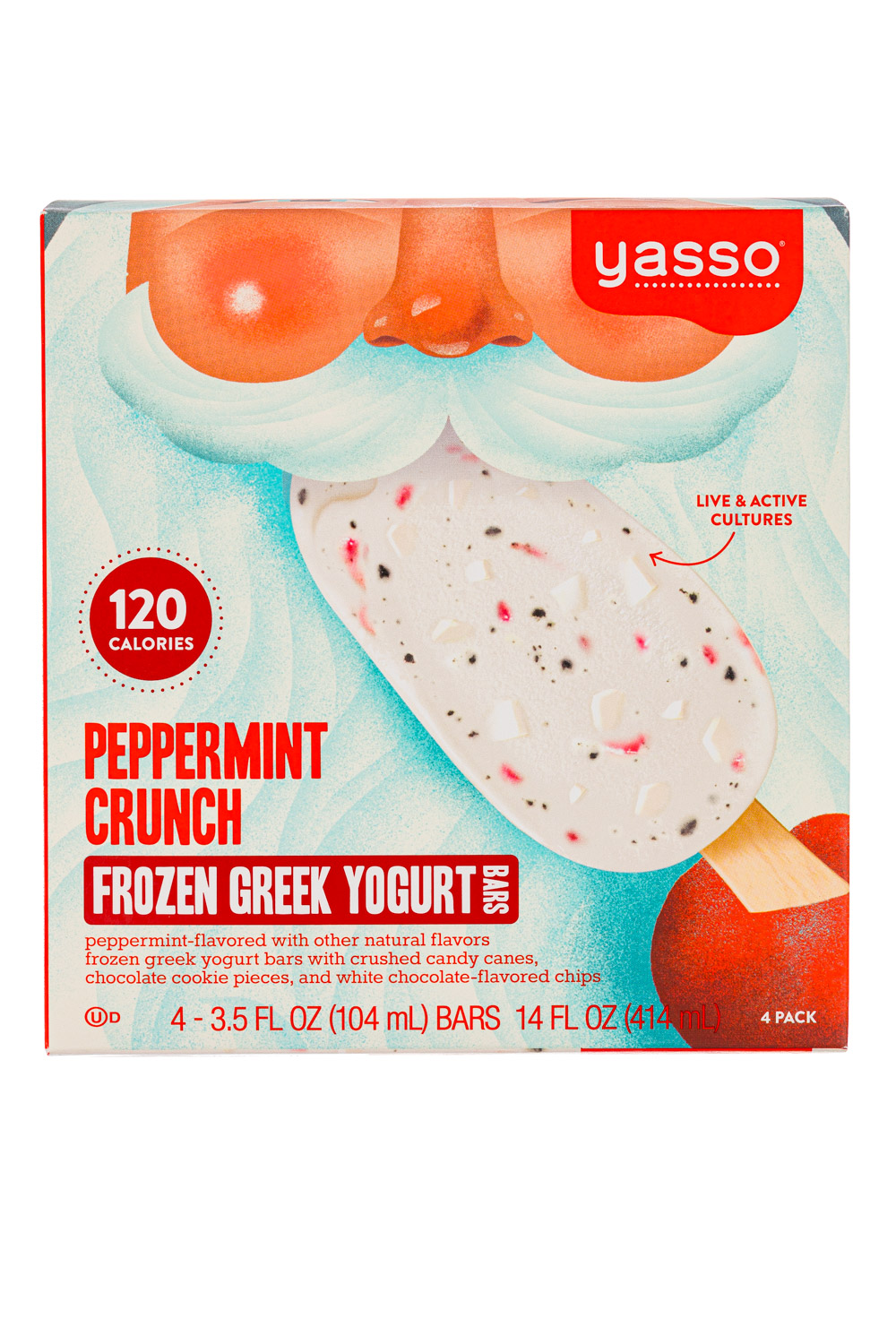 Peppermint Crunch (2019)