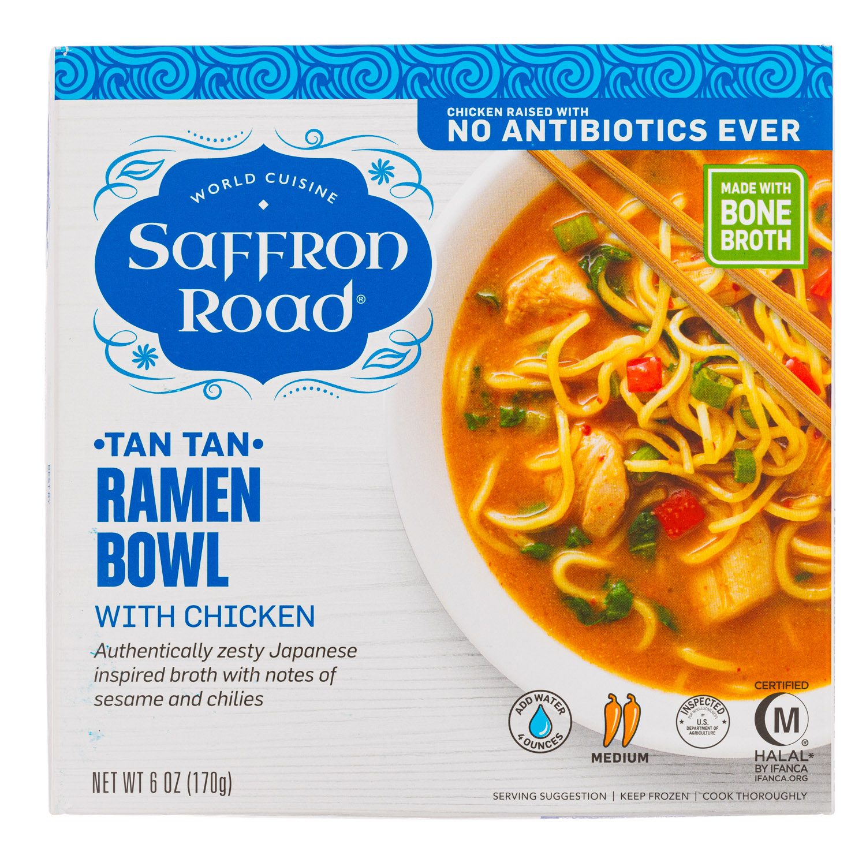 Tan Tan Ramen Bowl with Chicken