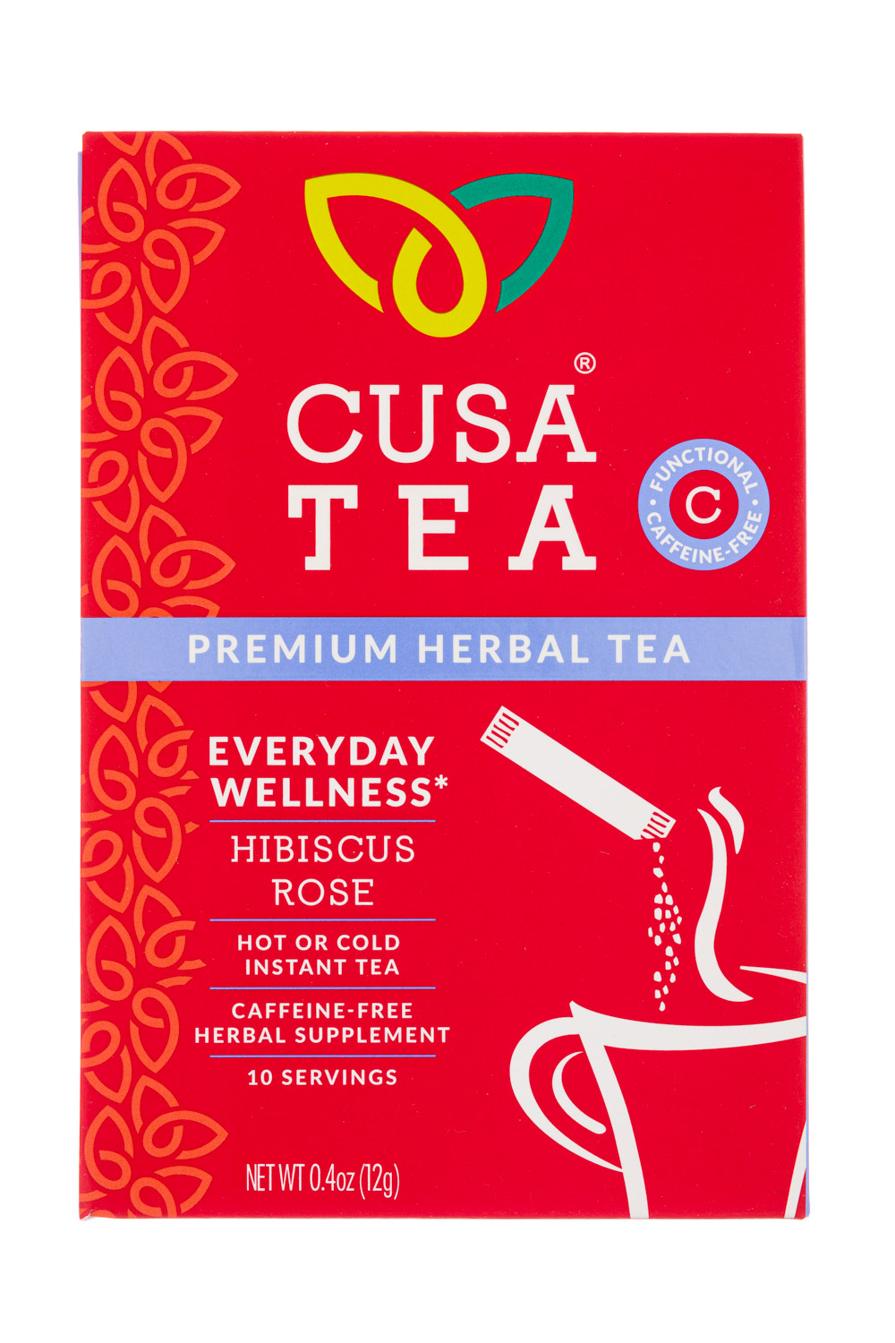 EVERYDAY WELLNESS: Hibiscus Rose