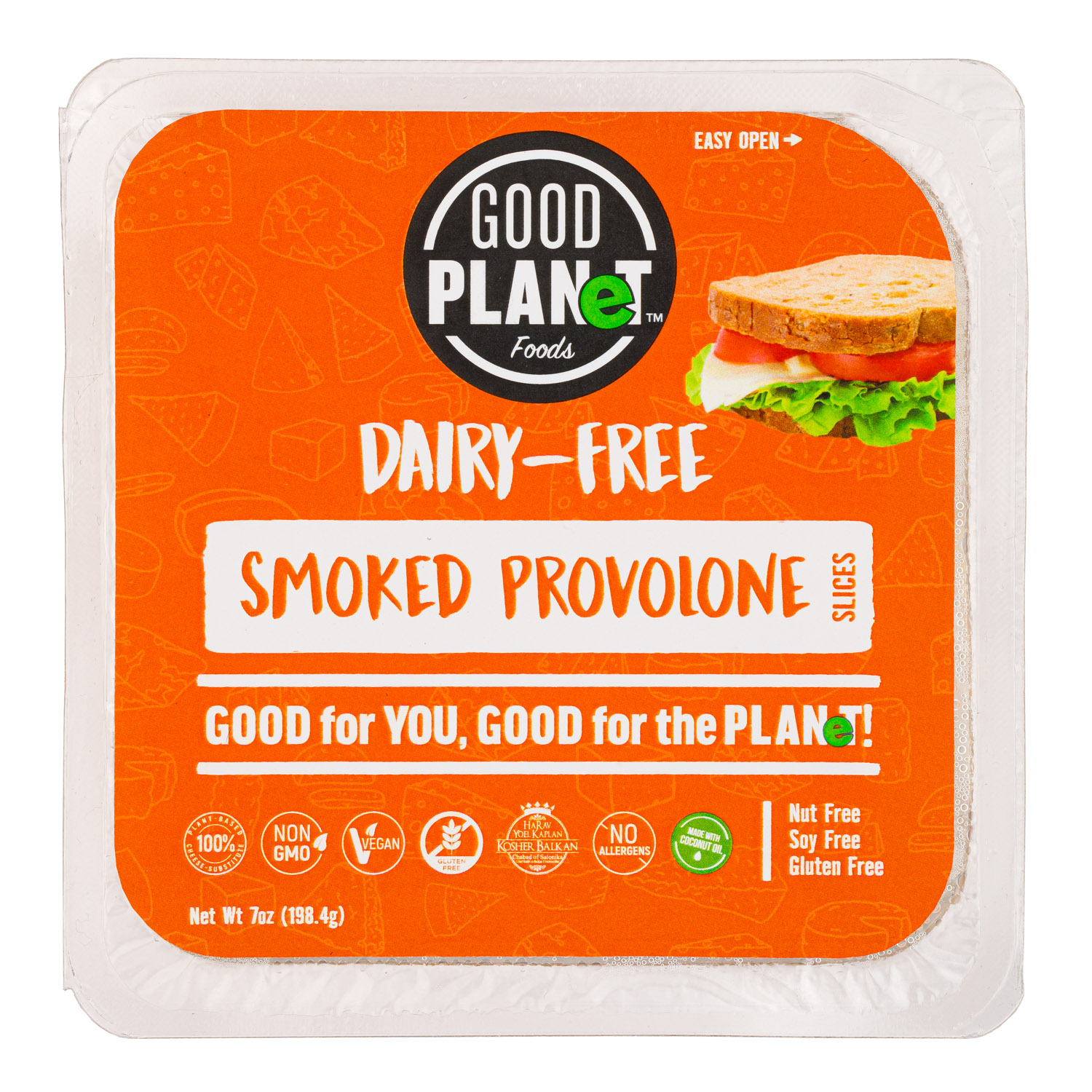 Smoked Provolone Slices