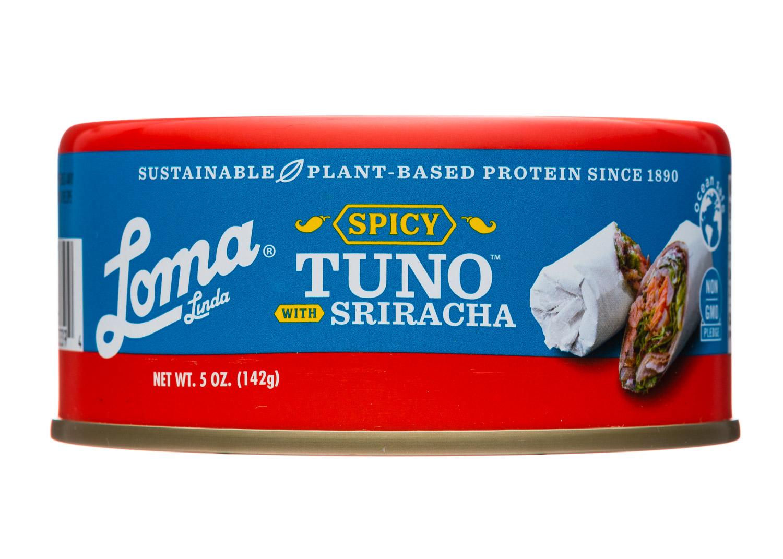 Spicy Tuno with Sriracha