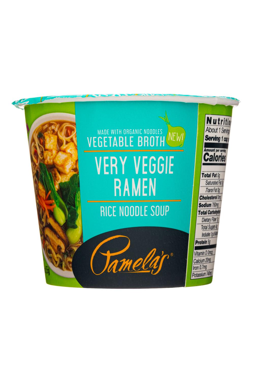 Very Veggie Ramen