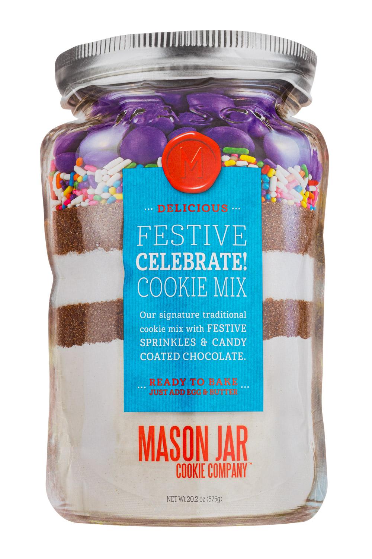 Festive Celebrate! Cookie Mix