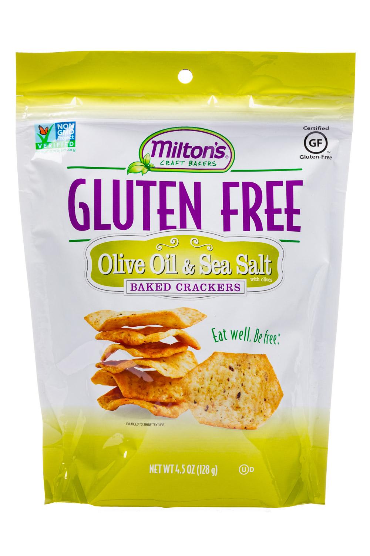 Olive Oil & Sea Salt