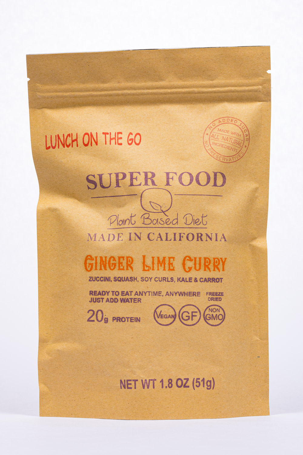 Ginger Lime Curry