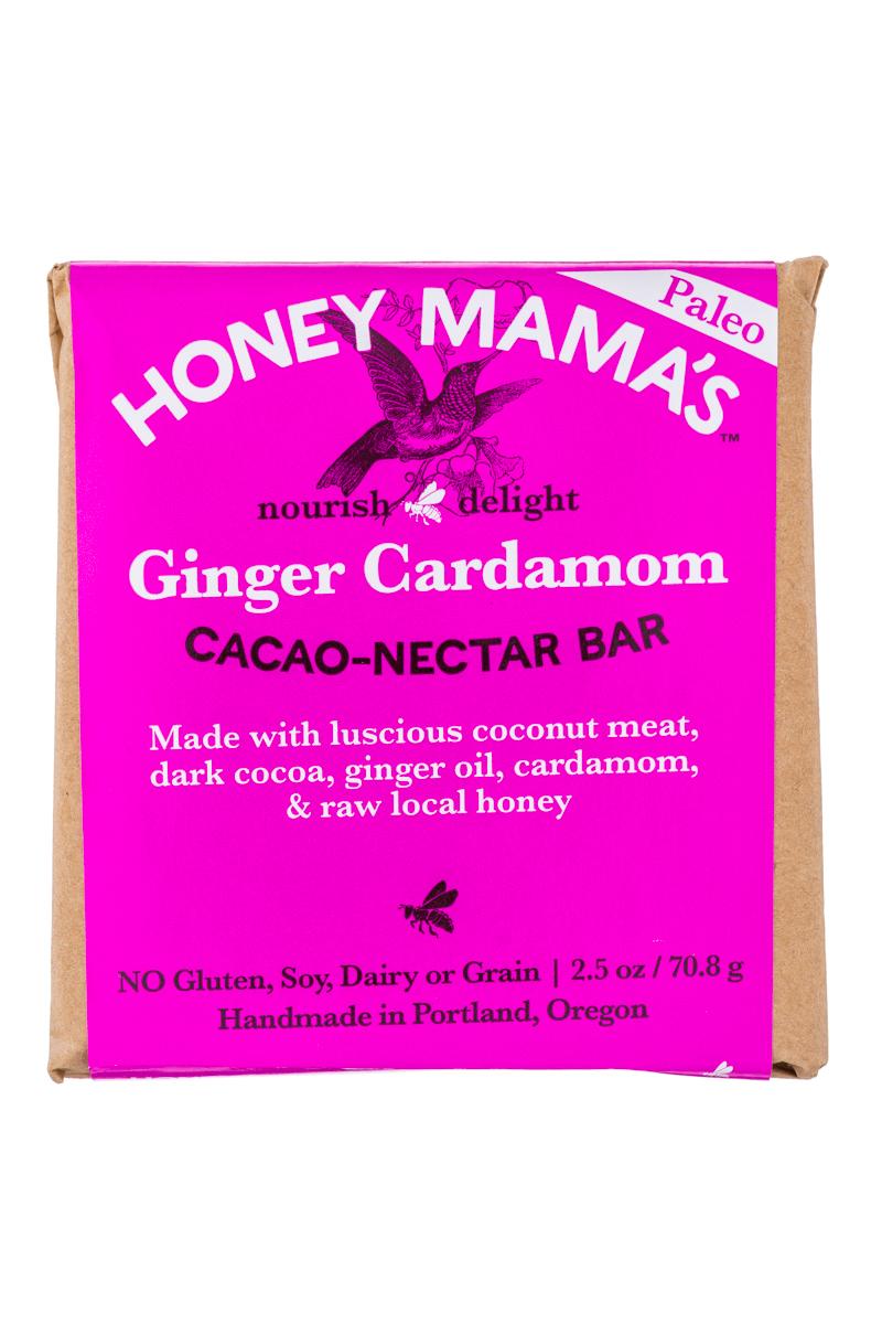 Ginger Cardamom