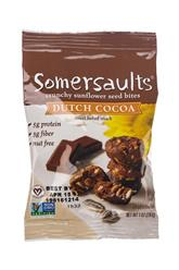 Crunchy Sunflower Seed Bites - Dutch Cocoa (1oz)
