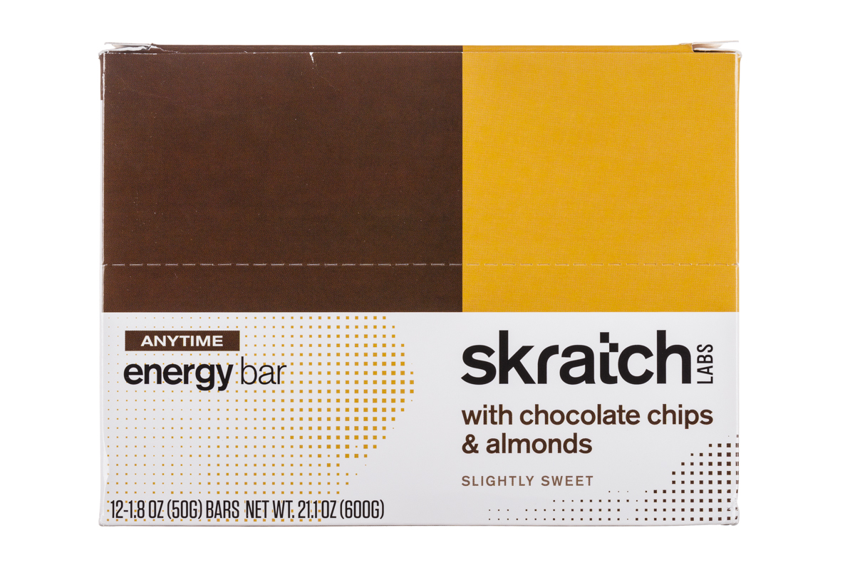Chocolate Chips & Almonds Energy Bar