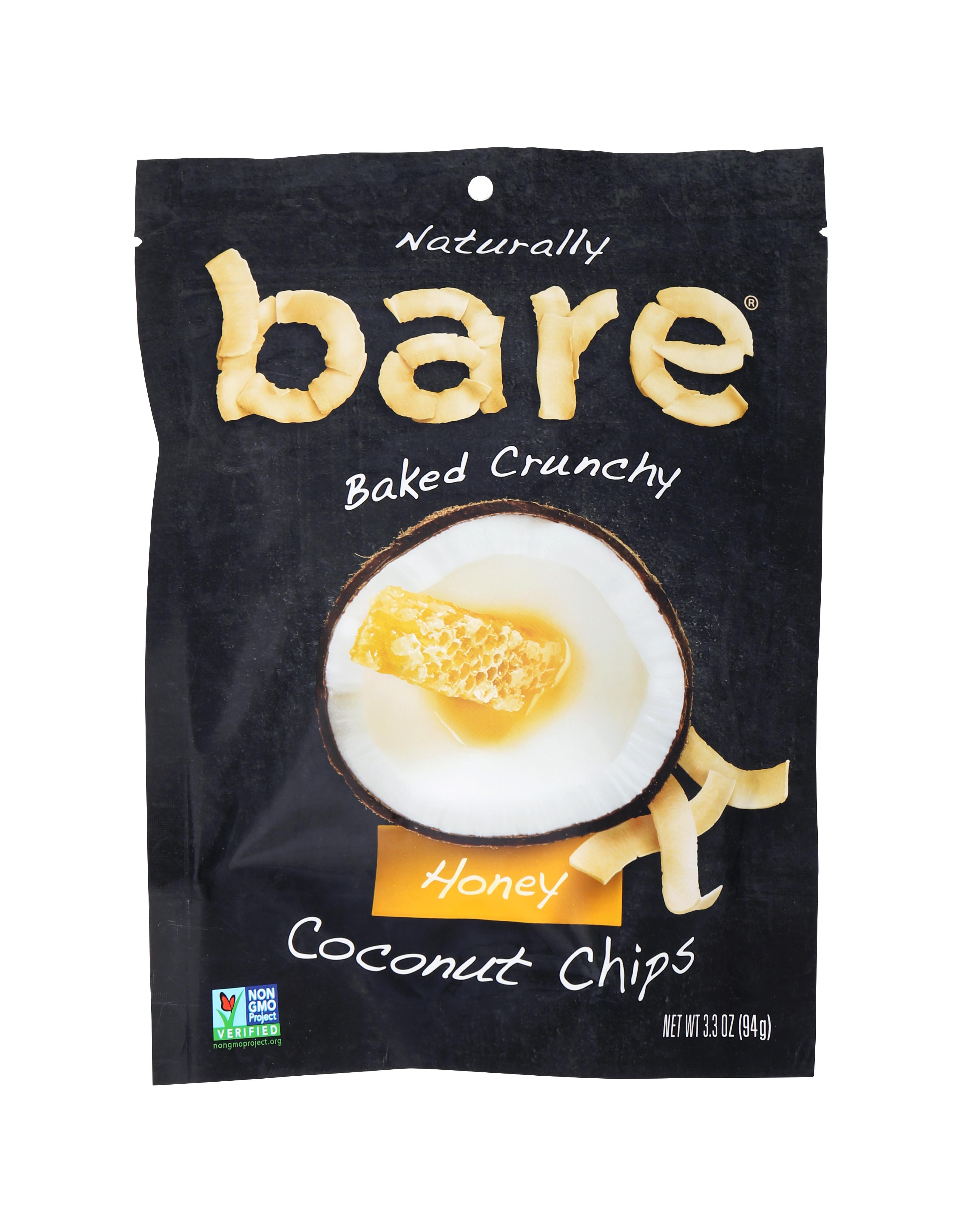 Honey Coconut Chips