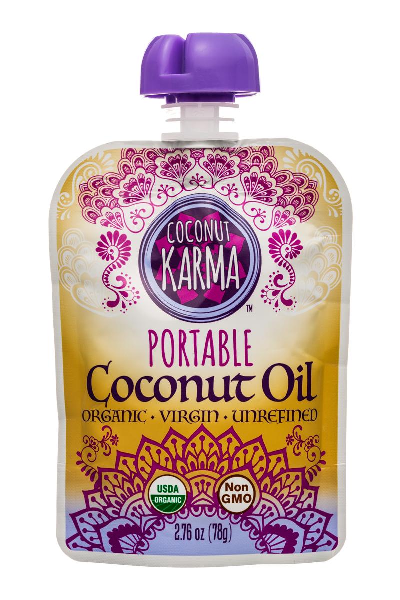 Portable Coconut Oil