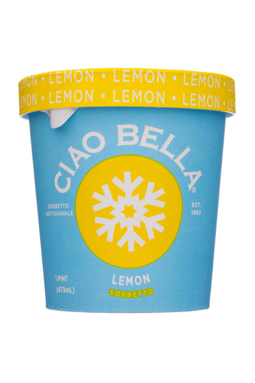 Lemon Sorbetto