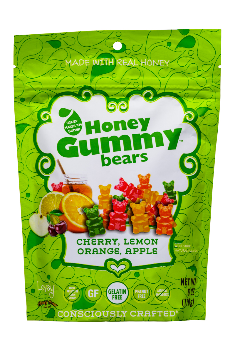 Honey Gummy Bears