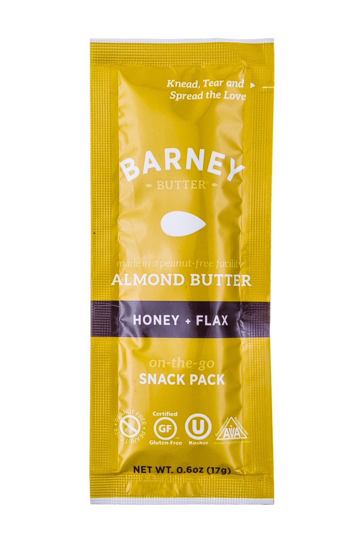 Almond Butter- Honey+Flax