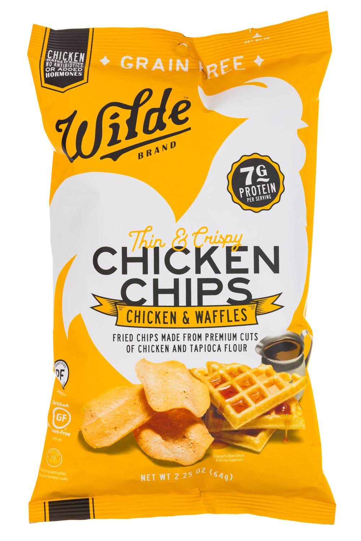 Chicken & Waffles Chicken Chips