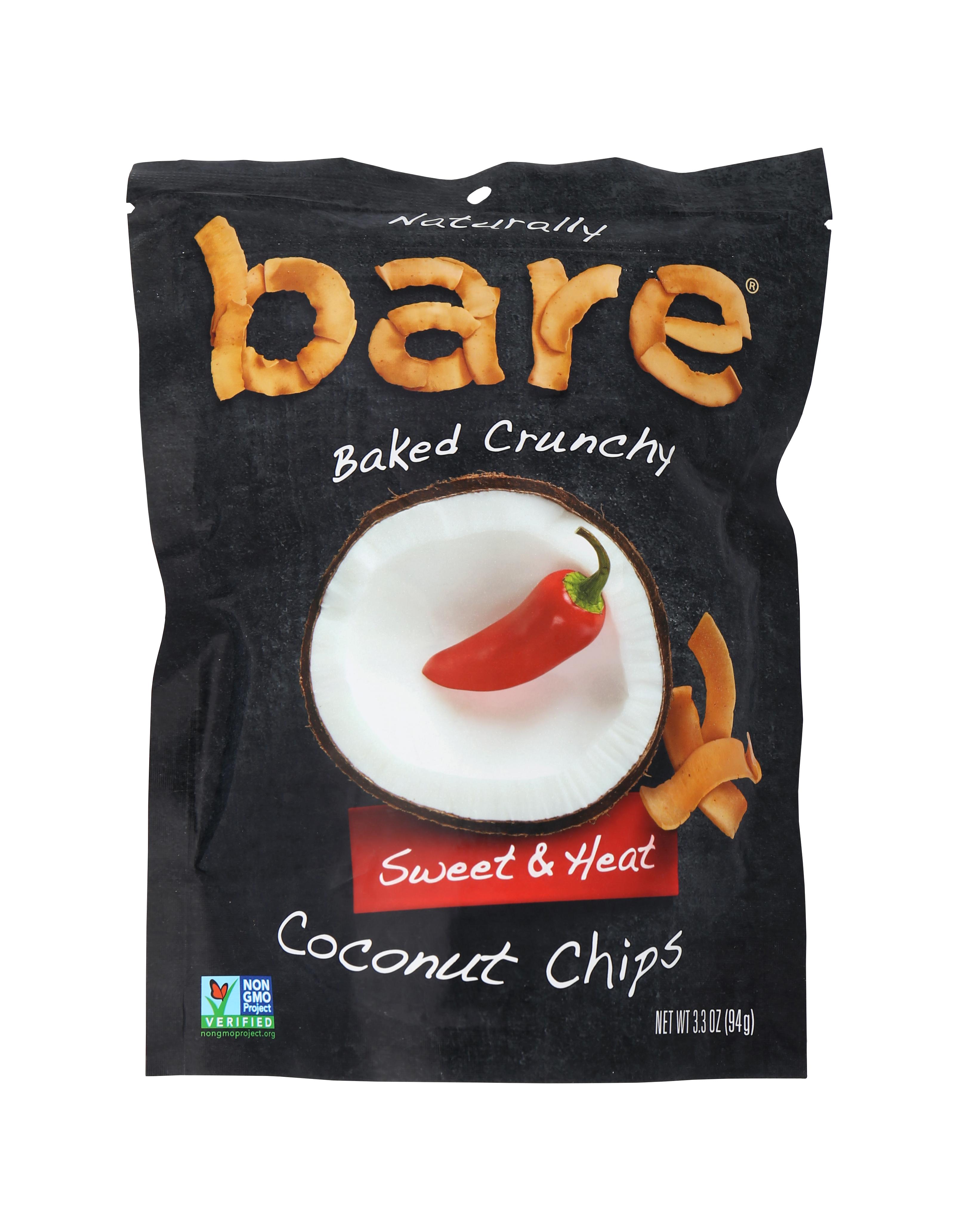 Sweet & Heat Coconut Chips