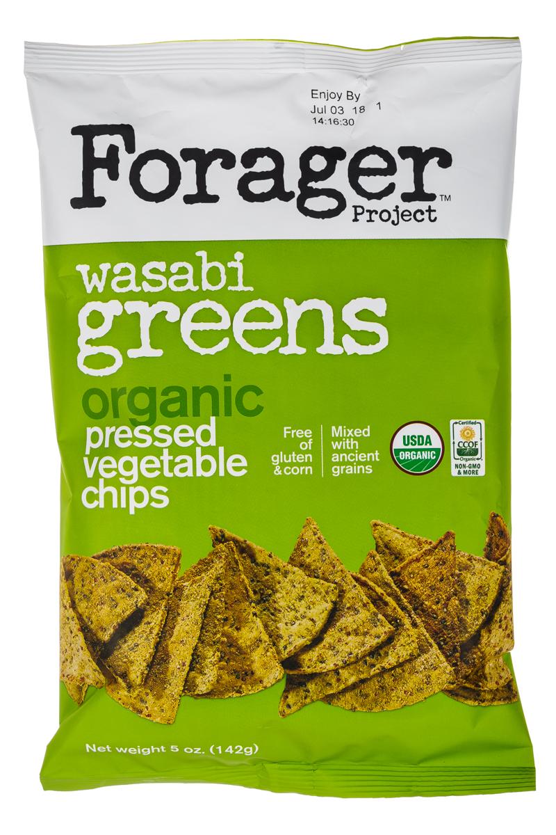 Wasabi Greens