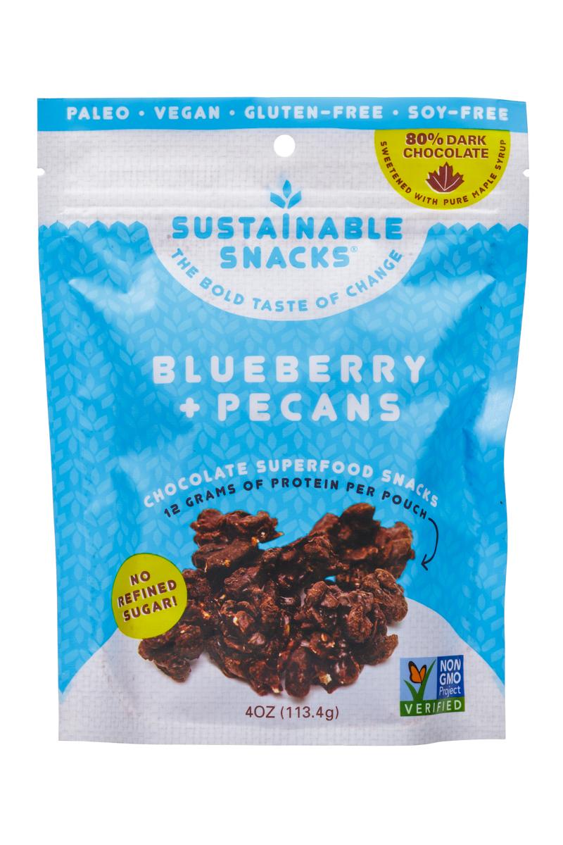 Blueberry + Pecans