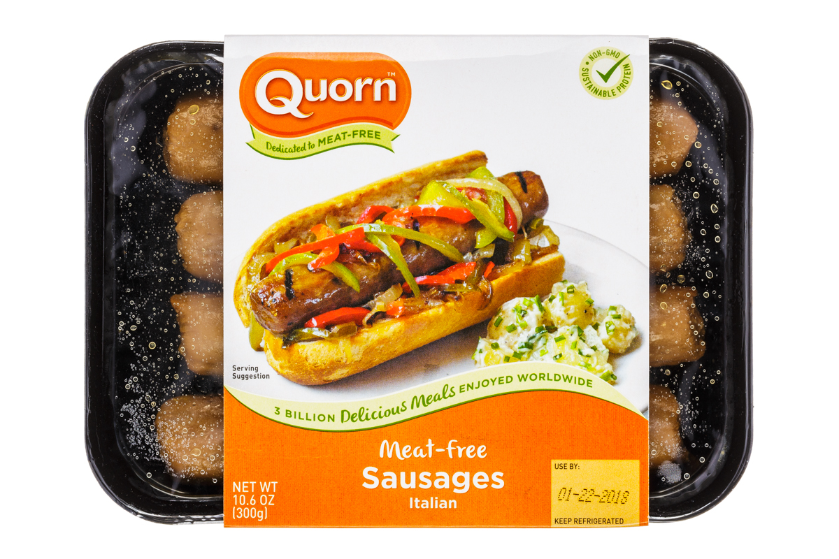 Meat-Free Italian Sausages