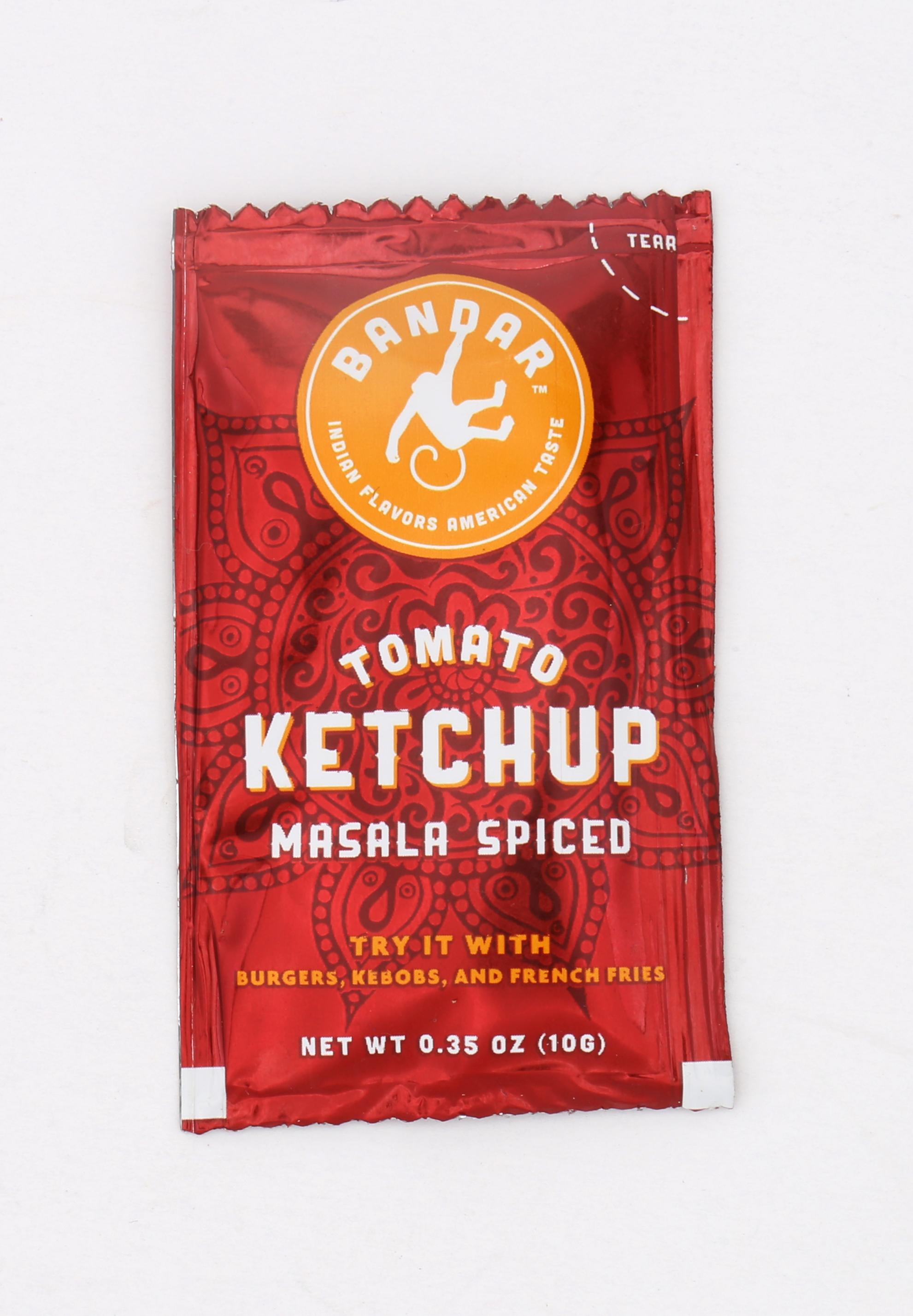 Masala Spiced Tomato Ketchup