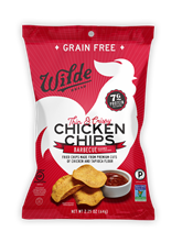 Barbecue Chicken Chips