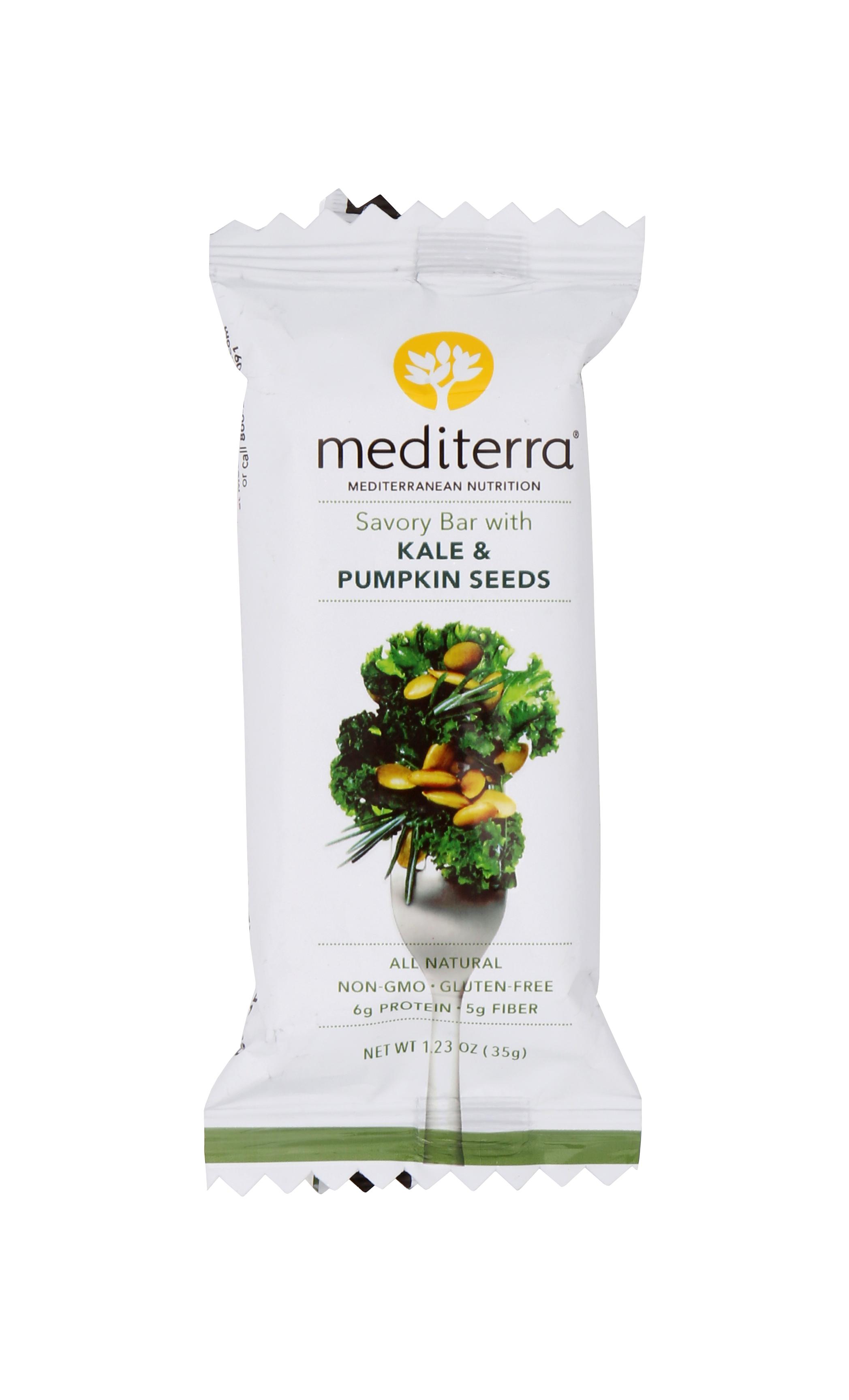 Kale & Pumpkin Seeds