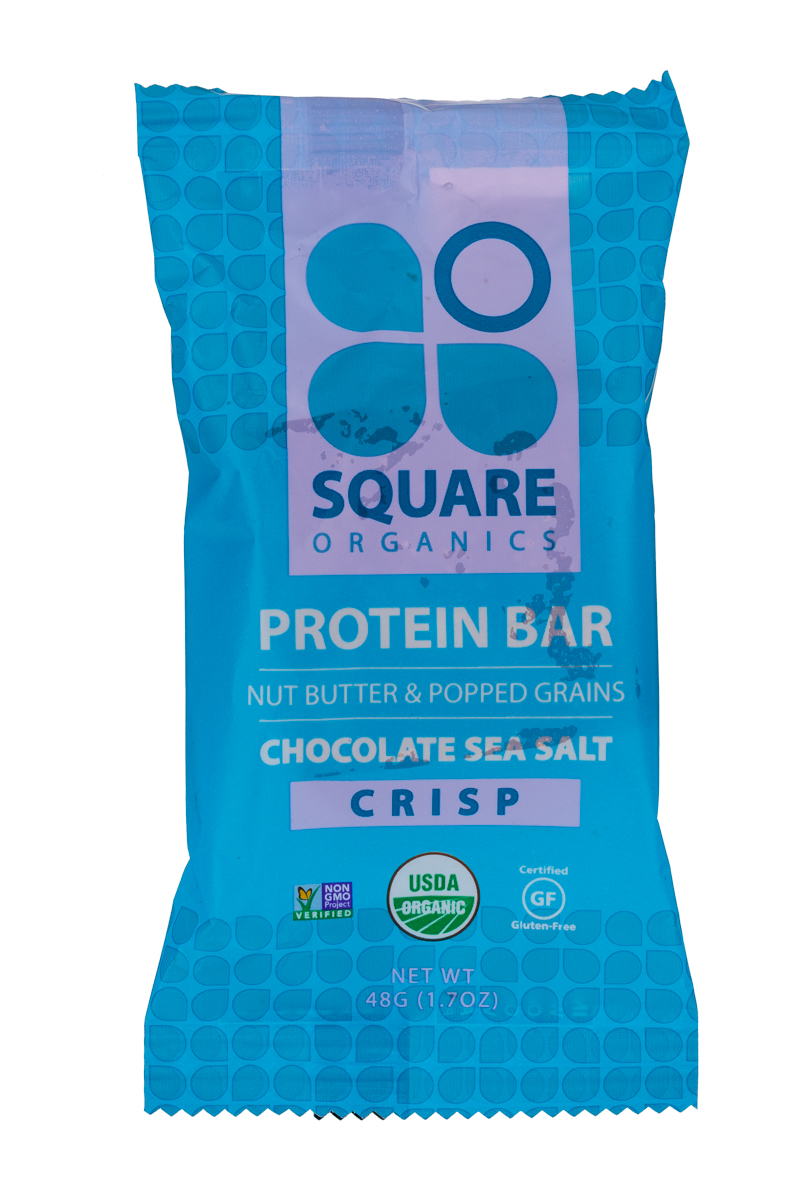 Chocolate Sea Salt Crisp