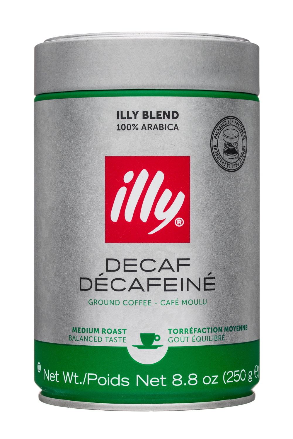 Decafeine Medium Roast
