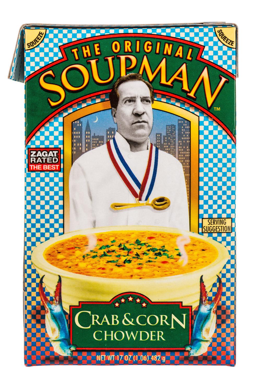 Crab & Corn Chowder