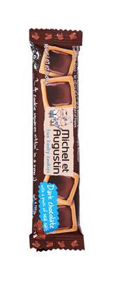 Dark Chocolate with A Pinch of Sea Salt