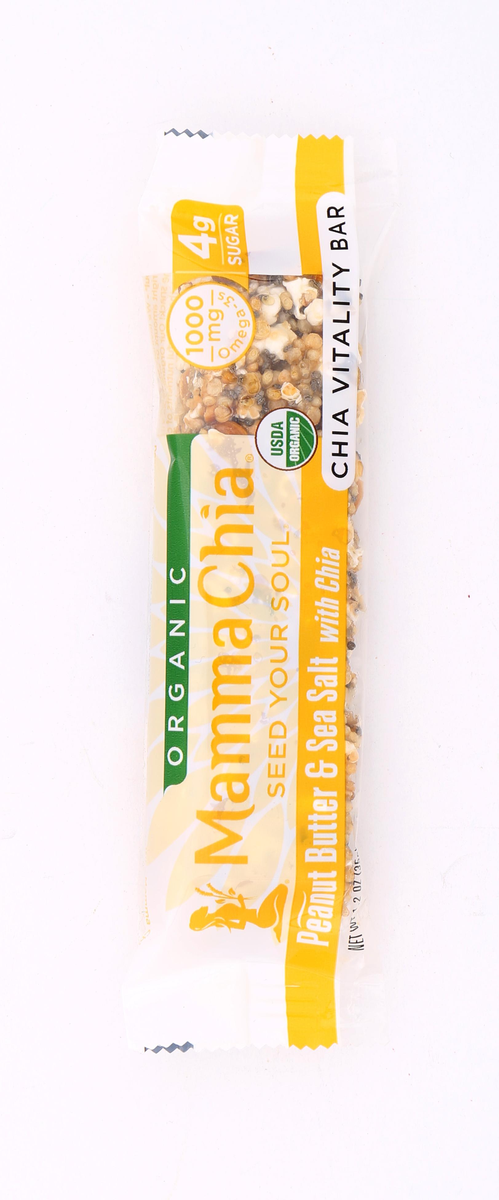 Peanut Butter & Sea Salt