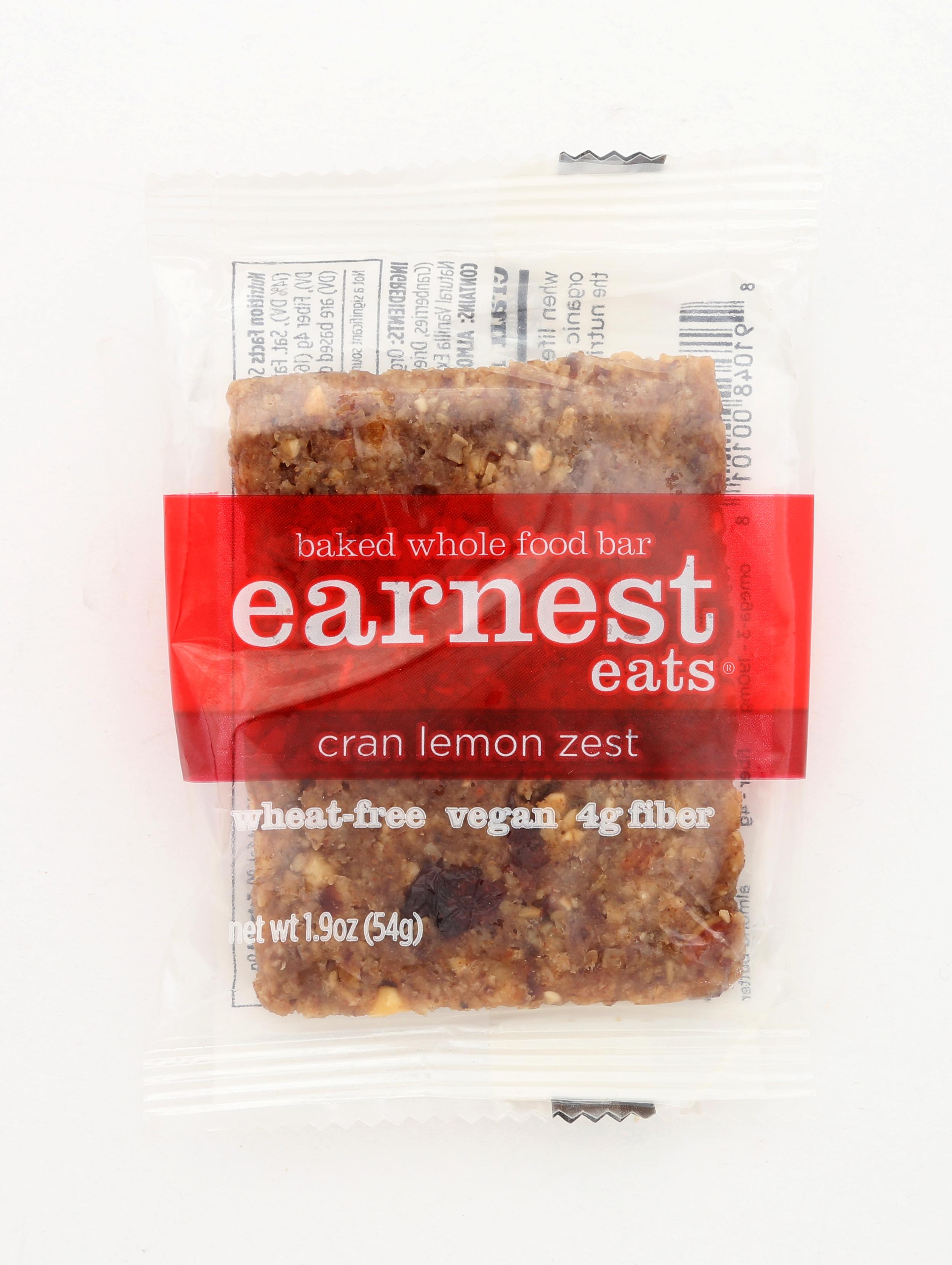 Cran Lemon Zest