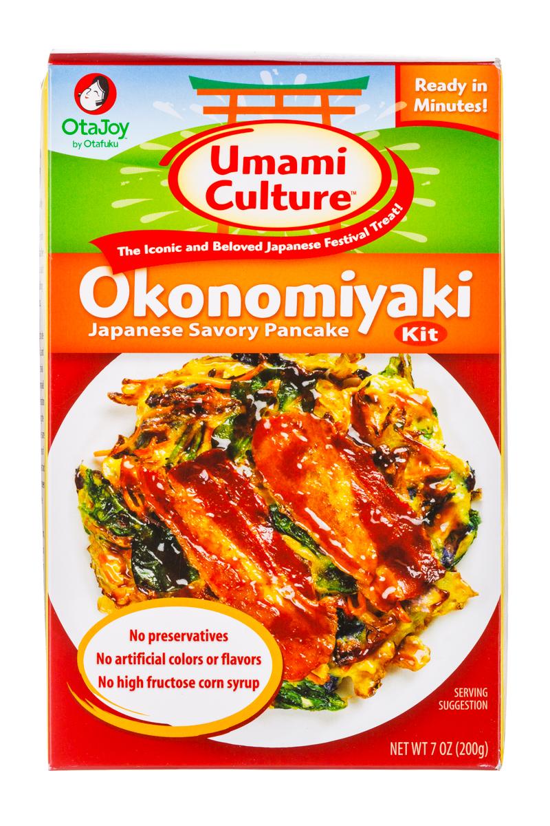 Okonomiyaki- Japanese Savory Pancake