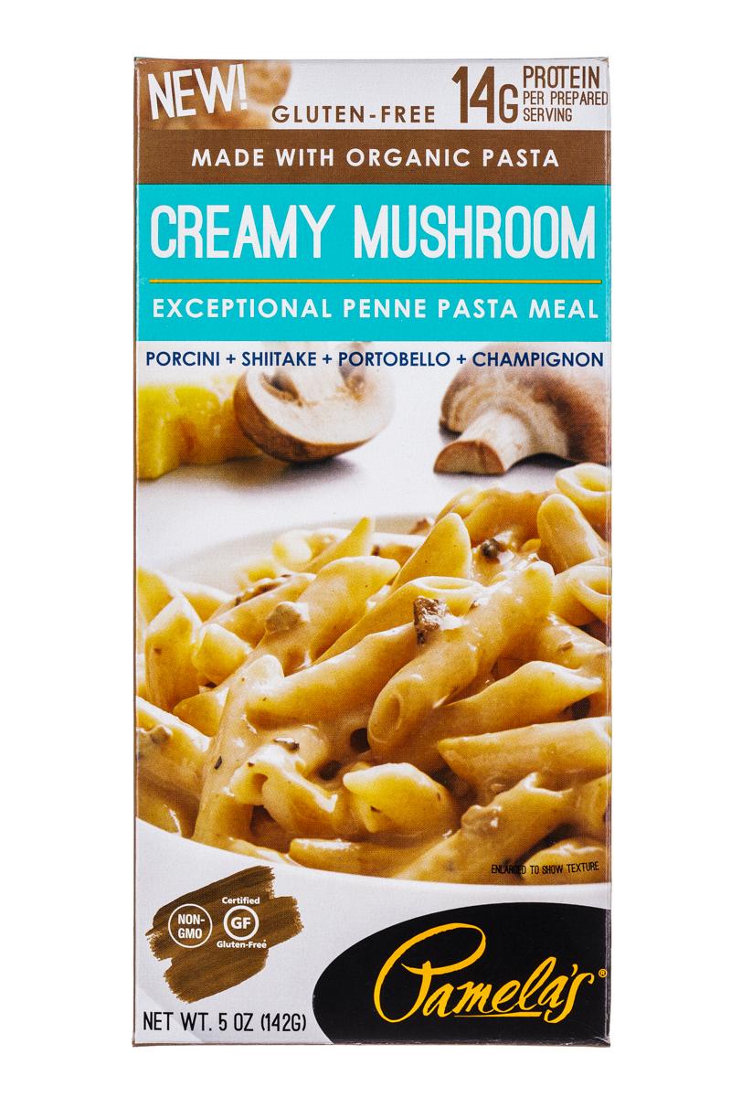 Creamy Mushroom