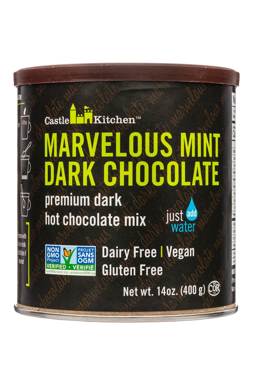 Marvelous Mint Dark Chocolate