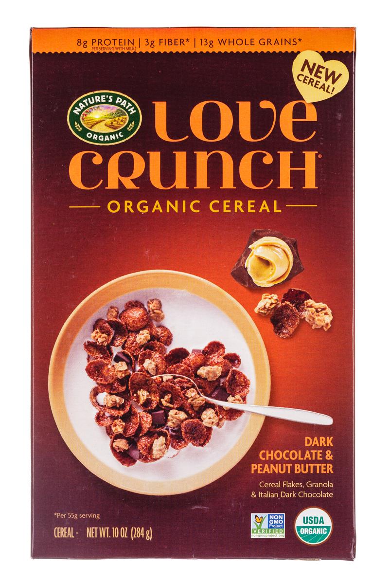 Dark Chocolate & Peanut Butter Cereal