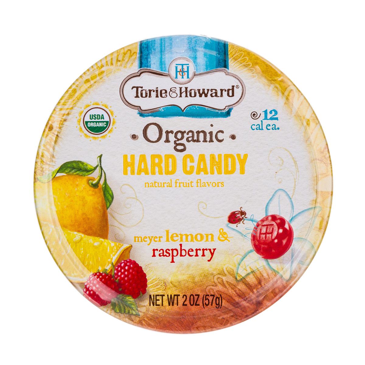 Meyer Lemon & Raspberry (Hard Candy)