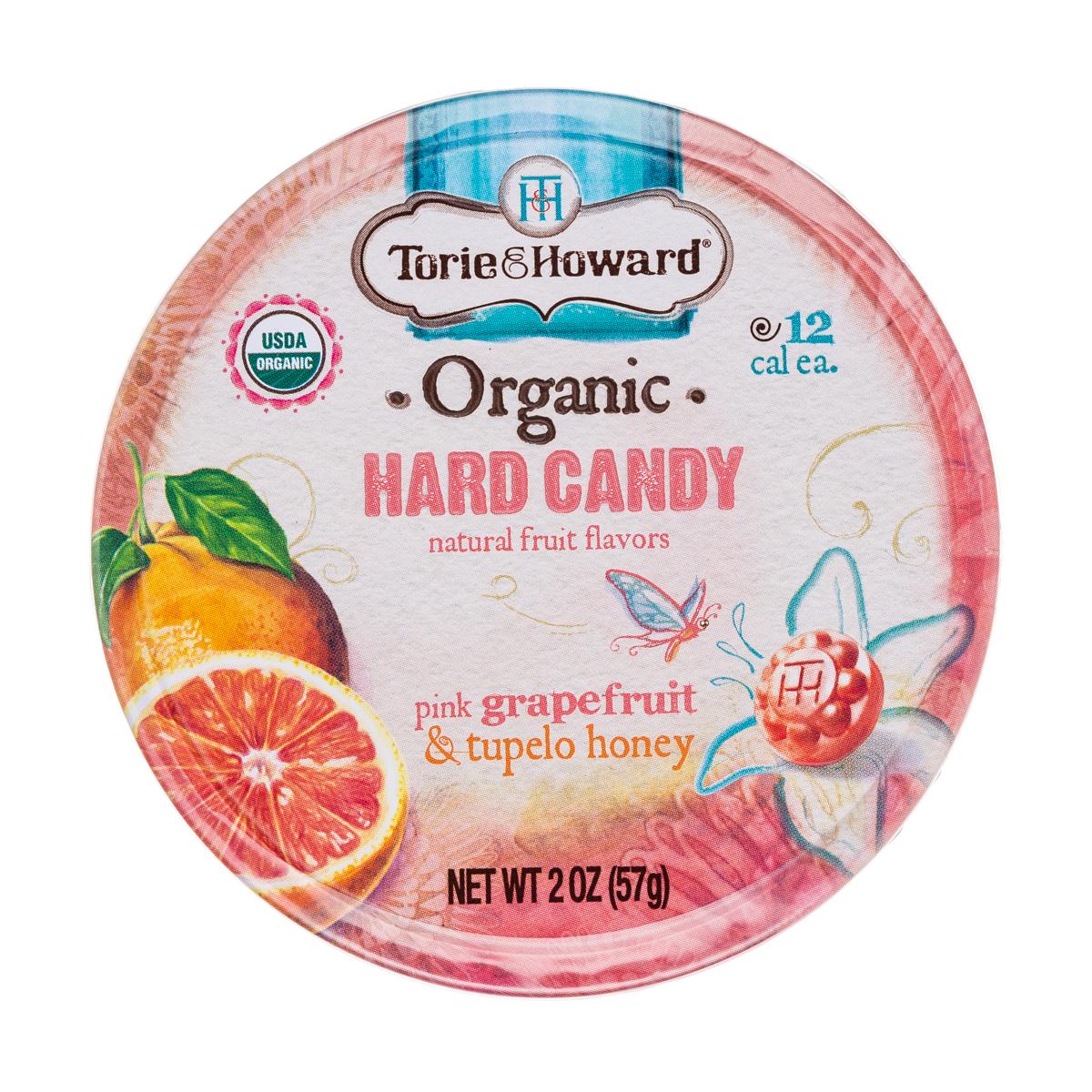 Pink Grapefruit & Tupelo Honey (Hard Candy)