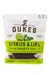 Smoked Shorty Sausages - Chorizo & Lime (5oz)