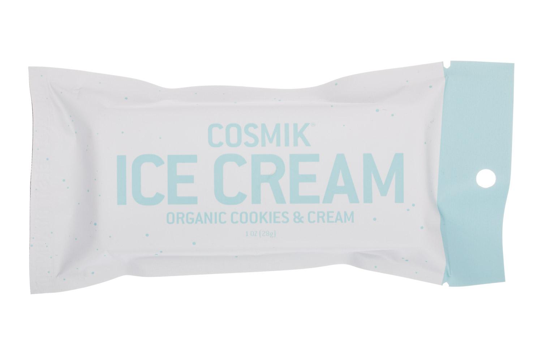 Organic Cookies & Cream