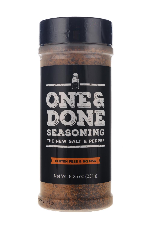 The New Salt & Pepper 8.25 oz
